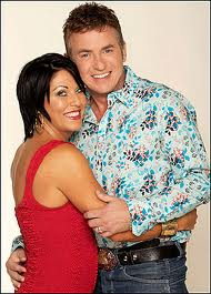 Kat & Alfie Moon EastEnders. What chemistry!