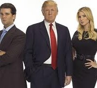 Donald & Ivanka Trump - Celebrity Apprentice USA - Jane Reynolds' weekly 'TV Times' review