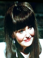 Hilary Devey - Dragons' Den - Jane Reynolds' weekly 'TV Times' review
