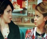 Jodie & Poppie - EastEnders - Jane Reynolds' weekly 'Queen Vic Corner' review