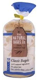 The Natural Bagel Company Bagels - 'Jane Reynolds' weekly 'Supermarket Swipe' blog
