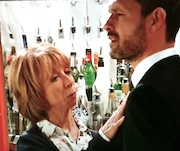 Gail & Nick Coronation Street