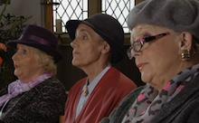 Betty, Edna & Pearl
